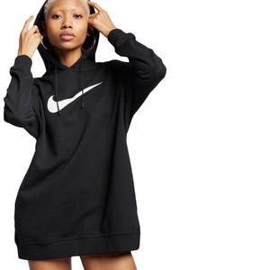 Nike sweater dress